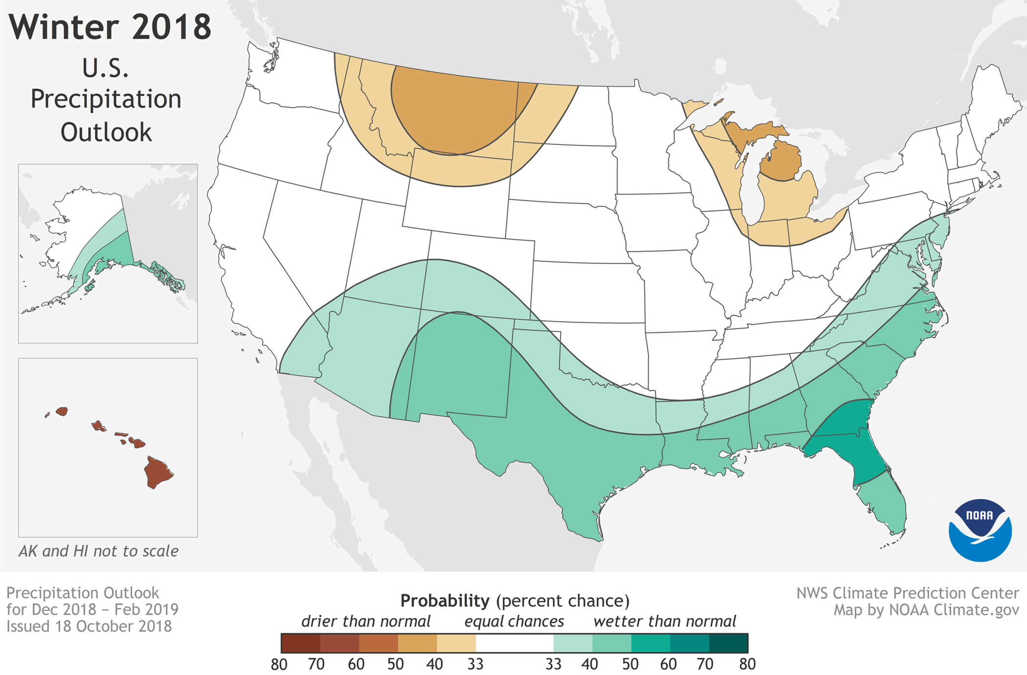 Winter 2018 Temp Outlook